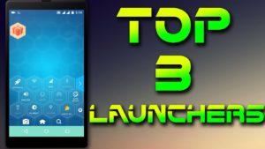top 3 launchers