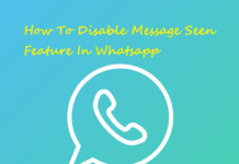 how to disable whatsapp