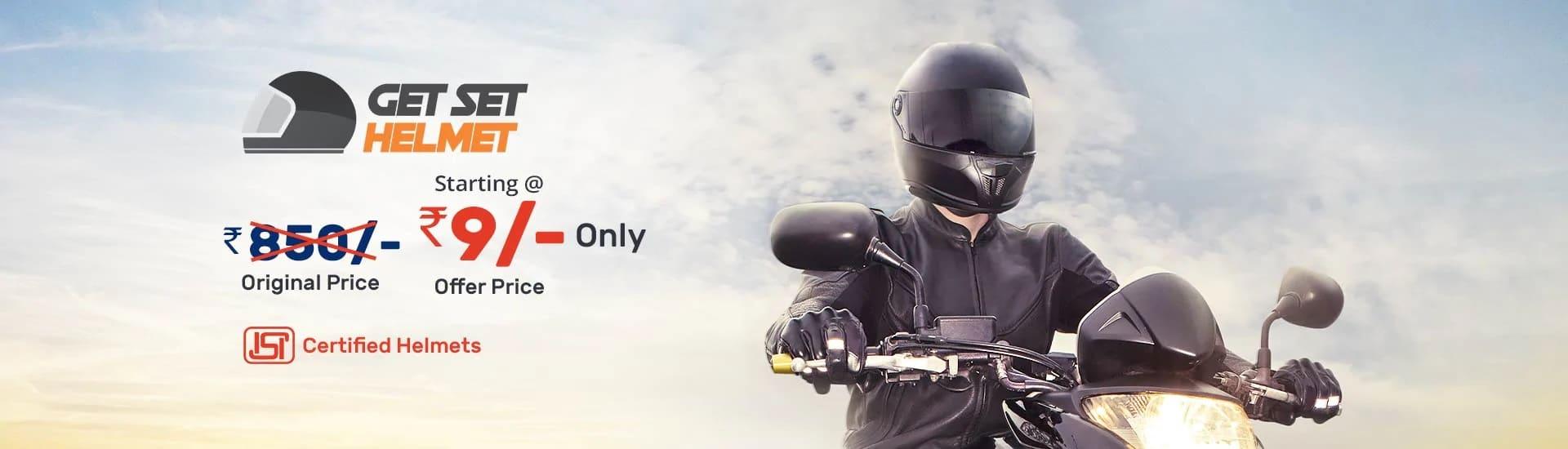 Droom Helmets Flash Sale