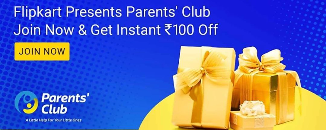 Flipkart Parents Club