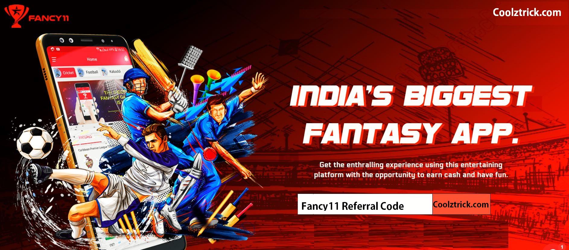 Fancy11 Referral Code