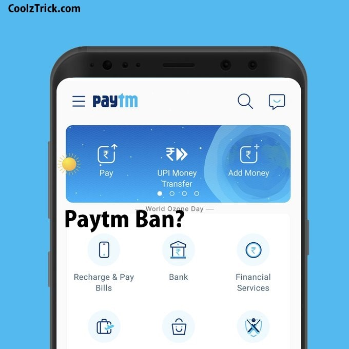 Paytm Removed From PlayStore