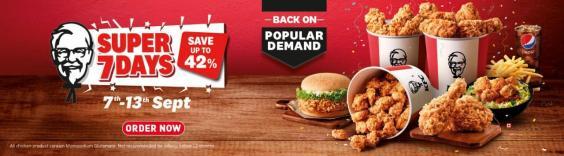 KFC Super 7 Days