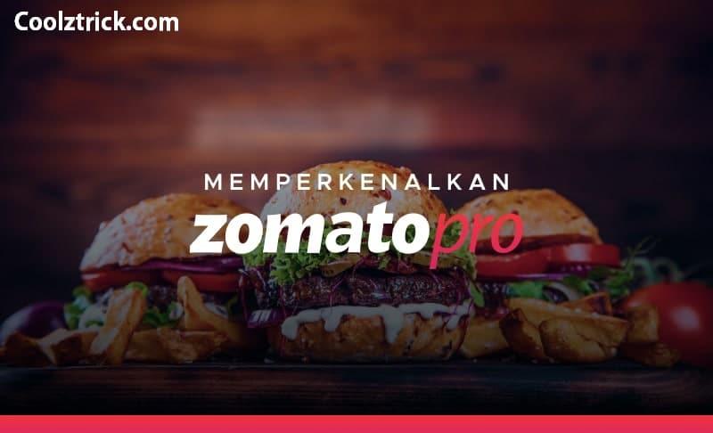 Zomato Pro Membership