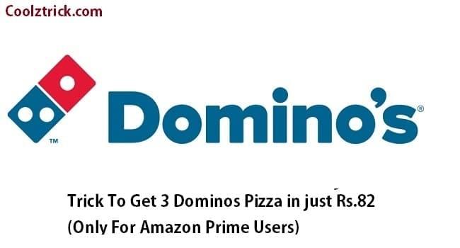 Domino's Pizza LOOT