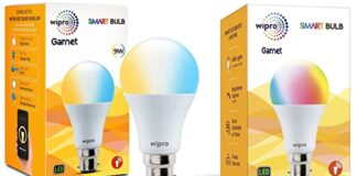 Wipro WiFi Smart LED Bulb