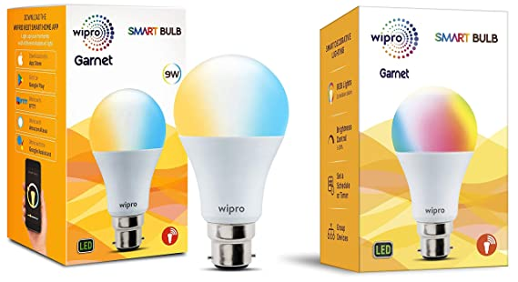 Wipro WiFi Smart LED Bulb