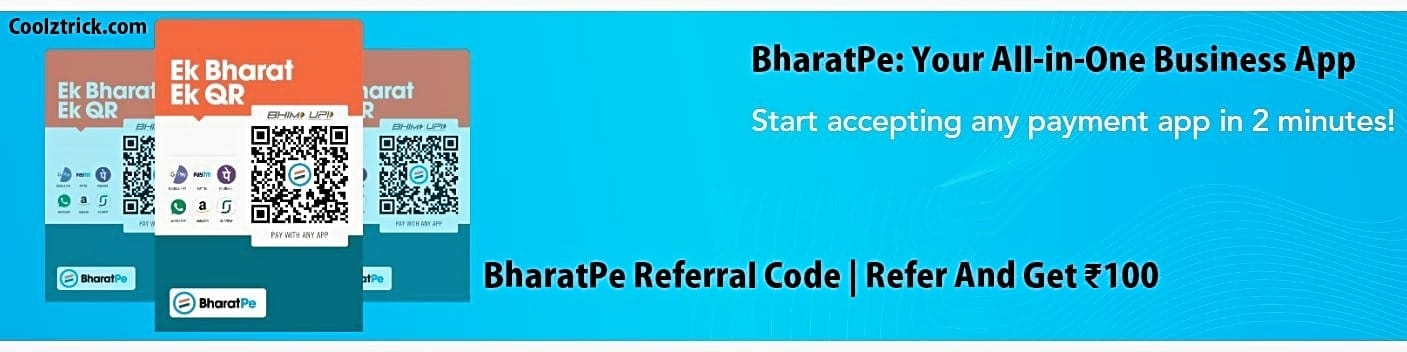 BharatPe Referral Code