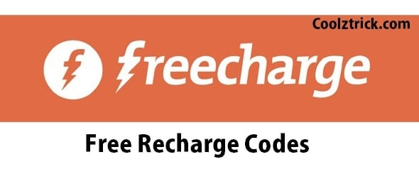 Free Recharge Codes