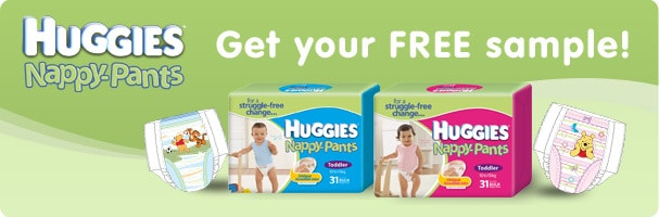 Huggies Diapers Free Sample