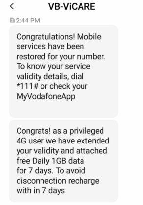 VI Free Data Code