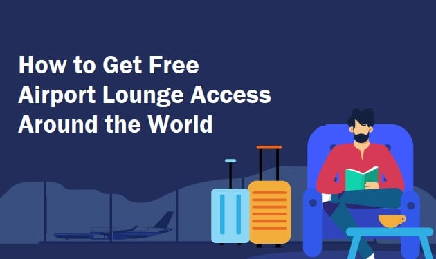 Free Airport Lounge Access