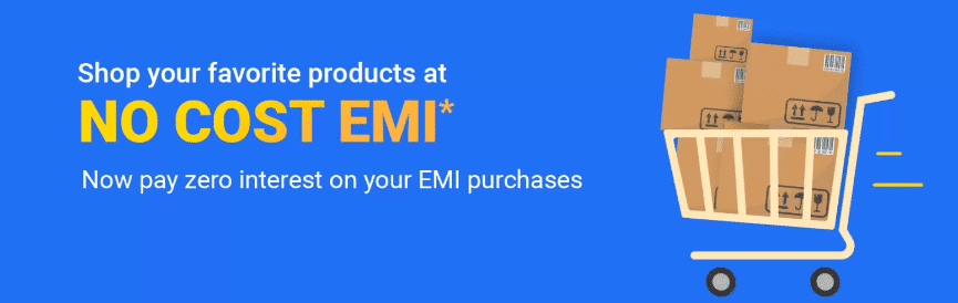 EMI Without Credit Card