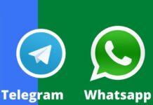 Transfer WhatsApp Messages To Telegram