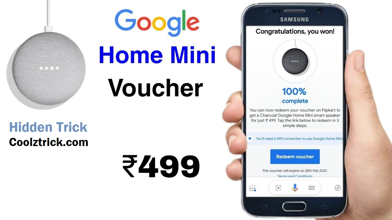 Google Home Mini Game