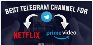 Top 10 Telegram Channel For Web Series