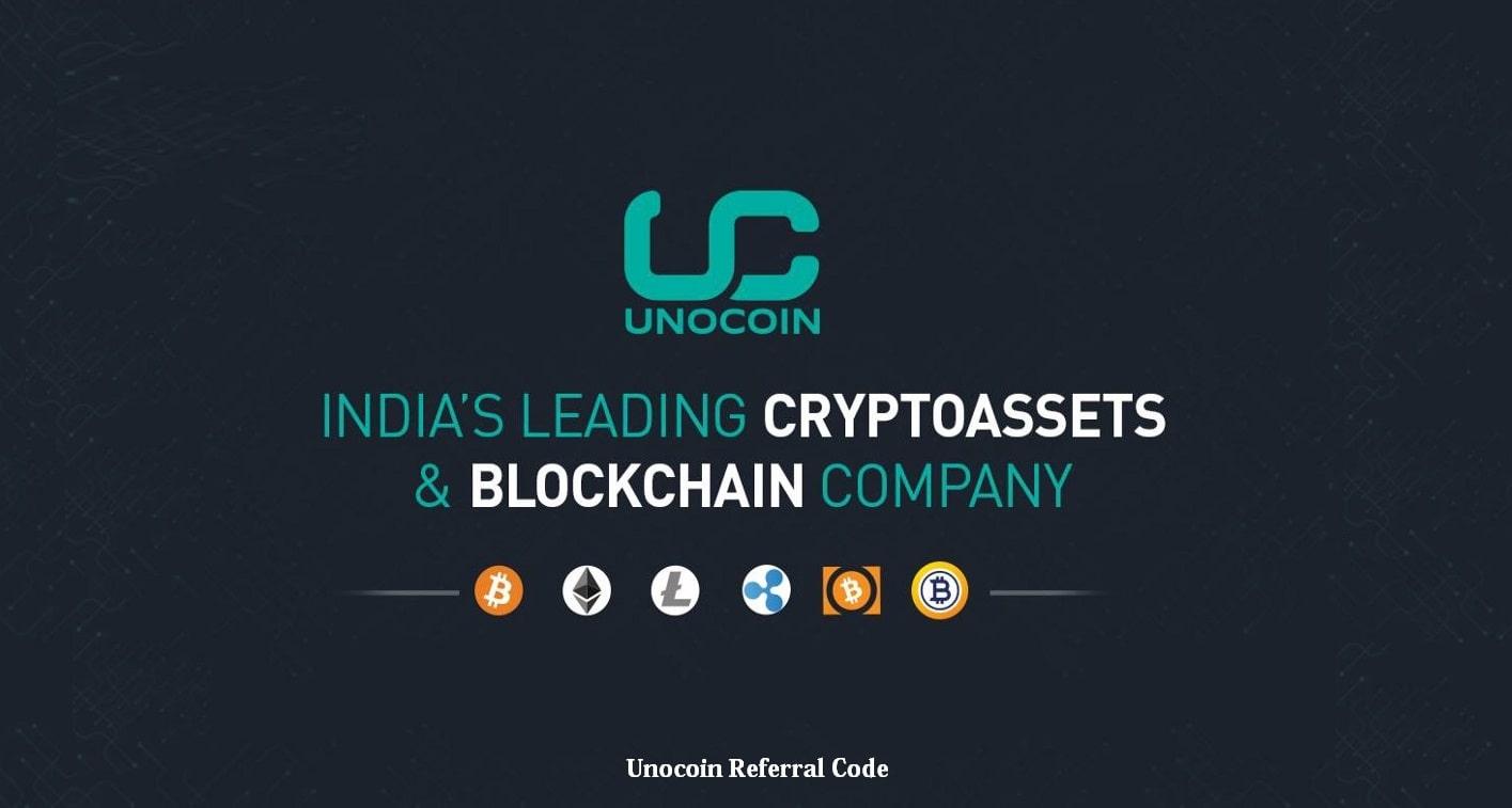 Unocoin Referral Code