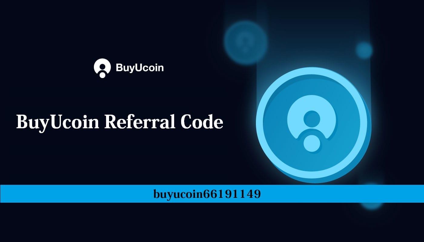BuyUcoin Referral Code
