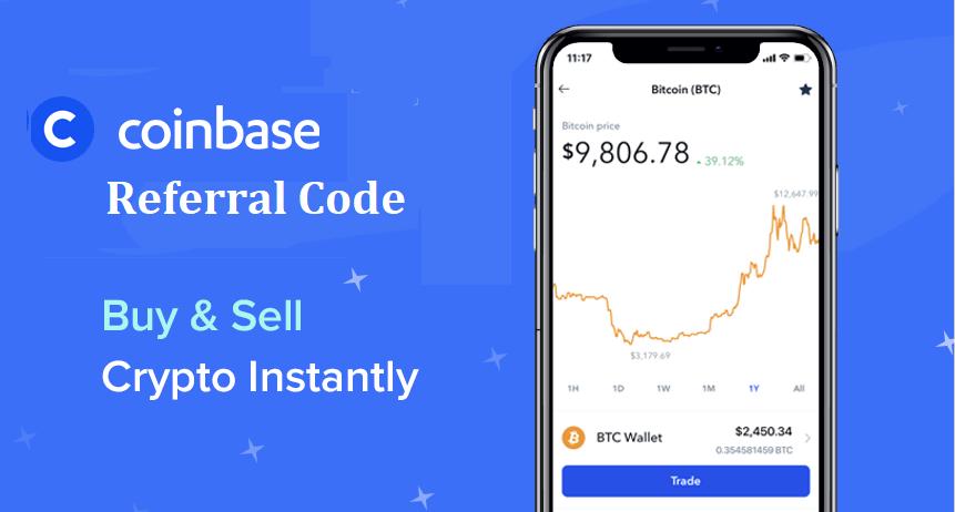 Coinbase Referral Code