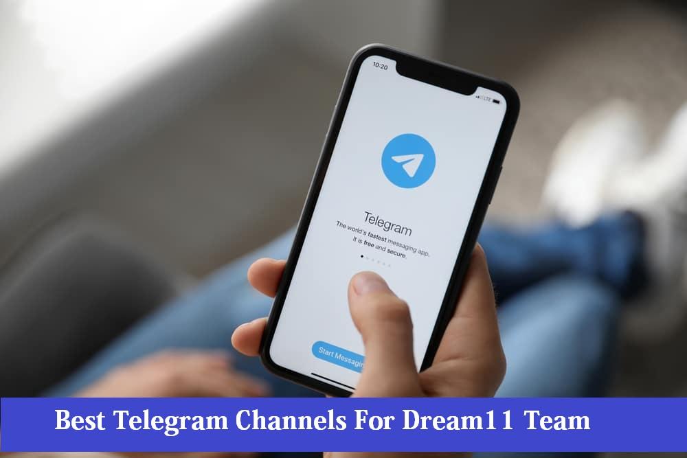Telegram Channels For Dream11